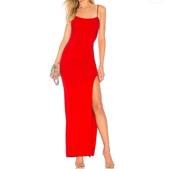 19d9d96b8c81 Lovers + Friends Dresses & Skirts - Lovers + Friends Kiki Maxi Dress in Red